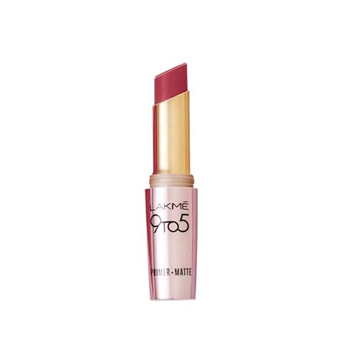 Best Matte Lip Color Rosy Lakme Primer