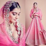 Best Sonam Kapoor Pink Lehenga Buy Online In India 2020